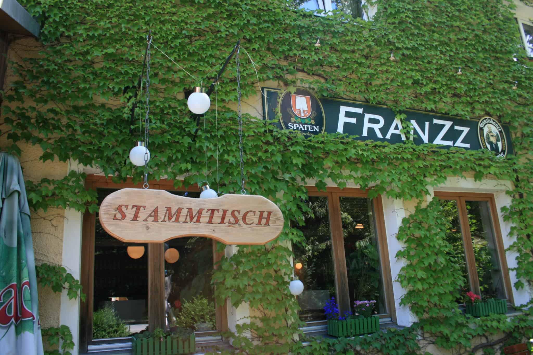 Willkommen im Wirtshaus Franzz